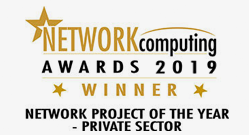 Silver Peak Systems won the Network Project of the Year Private sector for its work with Mazars