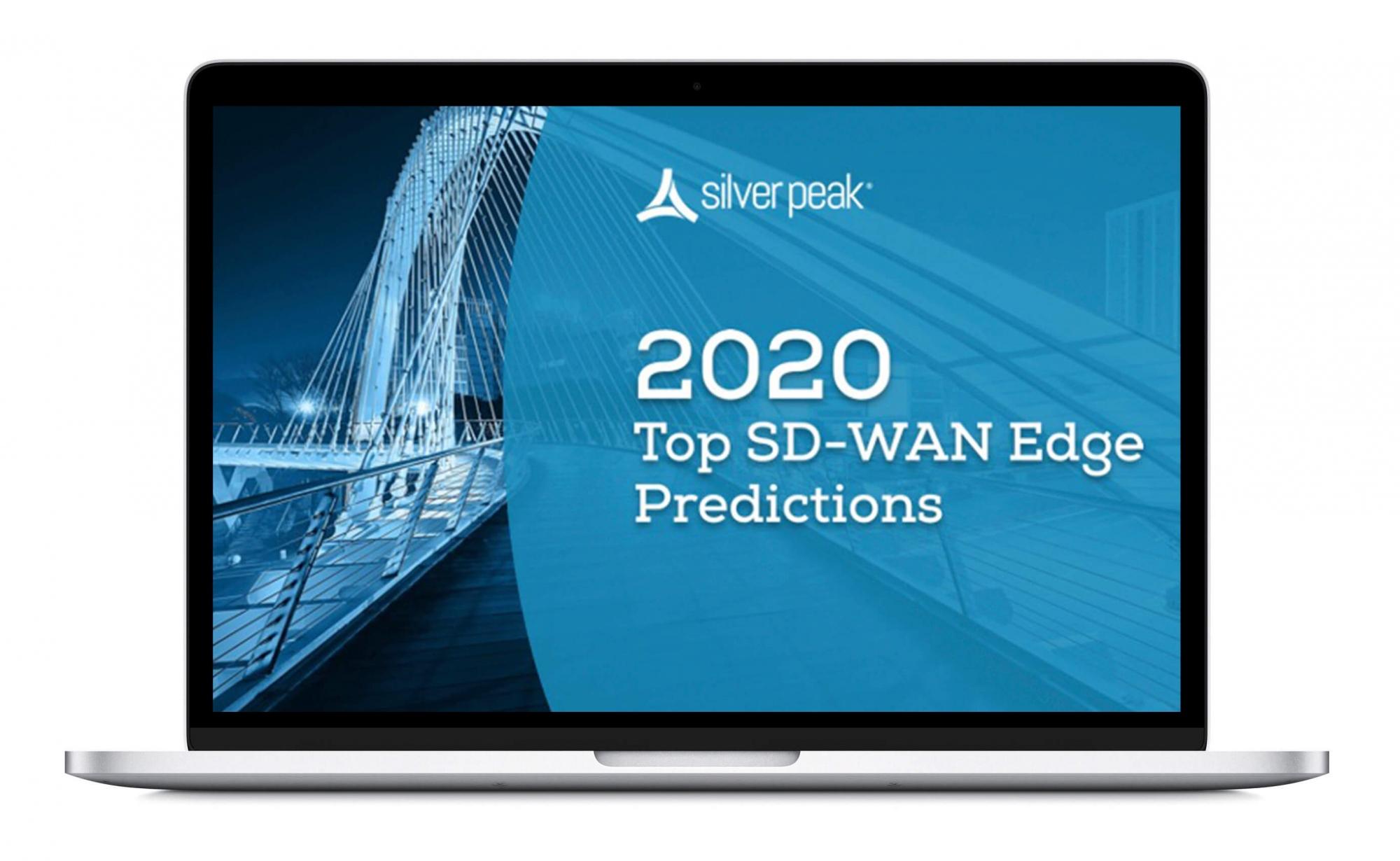 2020 Top SD-WAN Edge Predictions Webcast