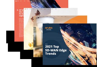 2021 SD-WAN Edge Trends eBook