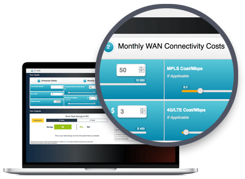 SD-WAN Interactive ROI Calculator