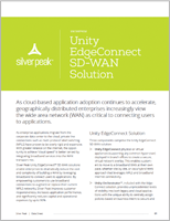 About EdgeConnect: the Business-Driven SD-WAN Edge Platform