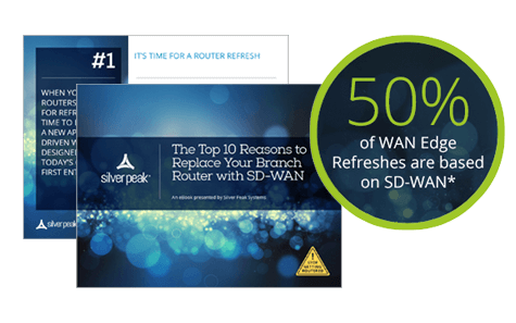Top 10 Reasons to Replace Your Branch Router with SD-WAN