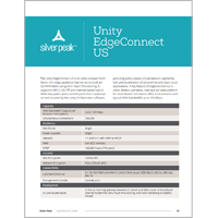 EdgeConnect US (EC-US) Specification Sheet