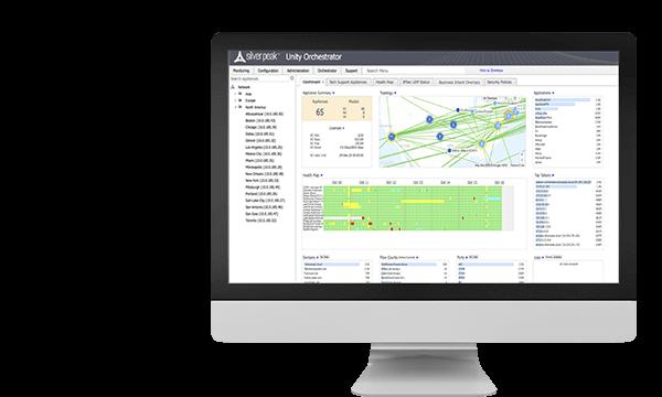 Unity EdgeConnect - The Business-Driven SD-WAN Edge Platform