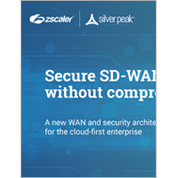 eBook: Silver Peak and Zscaler, a winning combination for secure access to applications anywhere