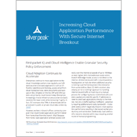 Increasing Cloud Application Performance