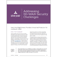 Addressing SD-WAN Security Challenges