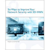 Improve Network Security with SD-WAN