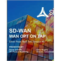 WAN Optimization on Tap