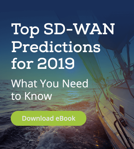 eBooK: Top SD-WAN Predictions for 2019