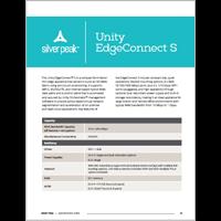 ARUBA EDGECONNECT US Specification Sheet