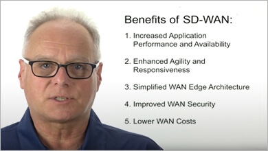 Top Benefits of SD-WAN