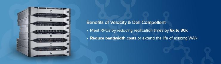 Silver Peak Velocity + Dell Compellent | Silver Peak