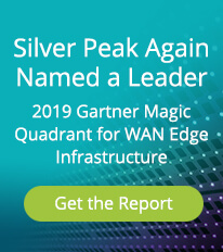 Gartner Magic Quadrant for SD-WAN Edge - Silver Peak Named a Leader